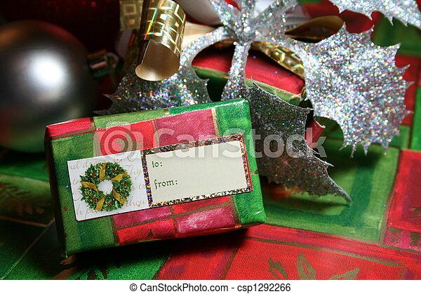 Christmas Presents - csp1292266