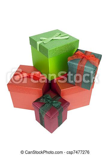 Christmas Presents - csp7477276