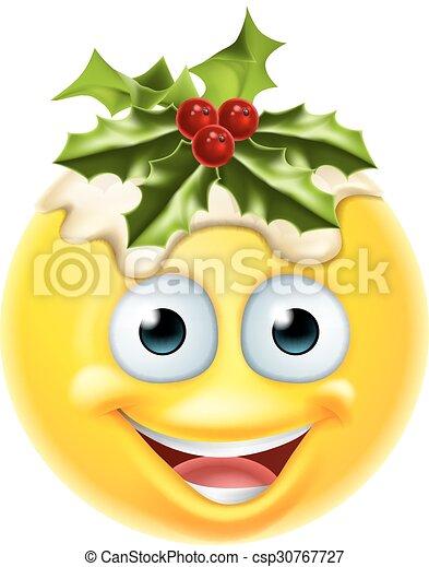 English Christmas Pudding
