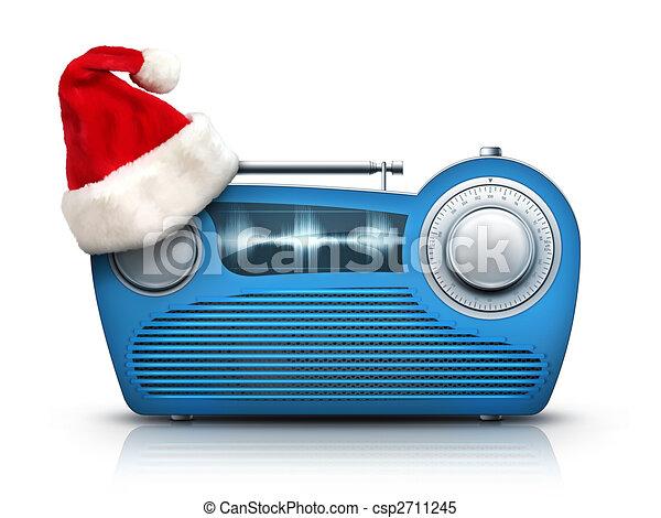 Christmas Radio.Christmas Radio