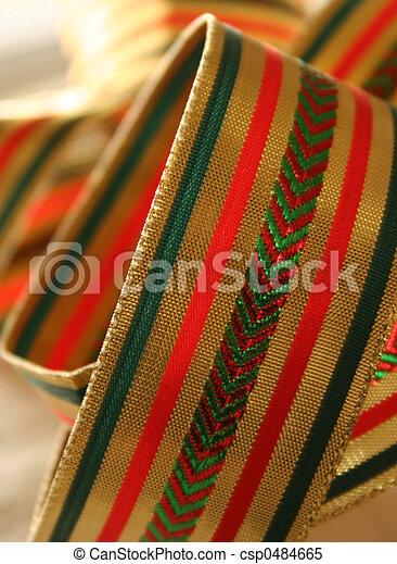 Christmas Ribbon - csp0484665
