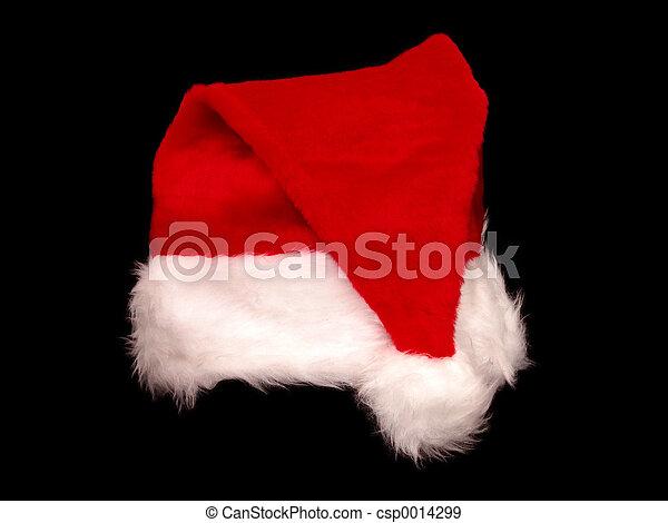 Christmas Santa Hat - csp0014299
