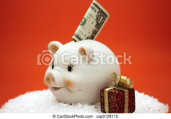 Christmas Savings I - csp0128115