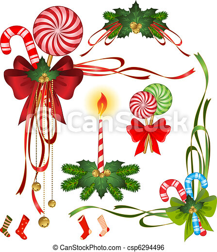 Christmas set - csp6294496