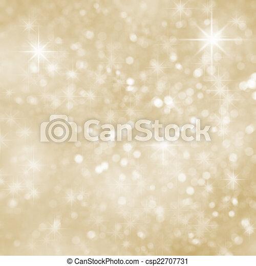 Christmas shining background - csp22707731