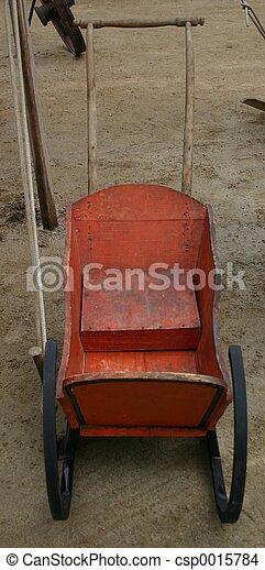 Christmas sled - csp0015784