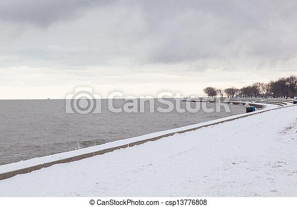 Christmas snow - csp13776808