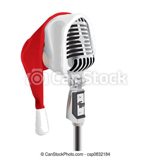 Christmas Song (vector) - csp0832184