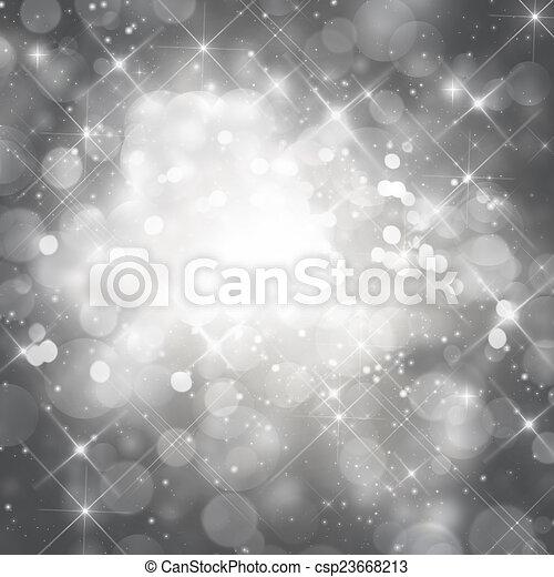 Christmas sparkle background - csp23668213
