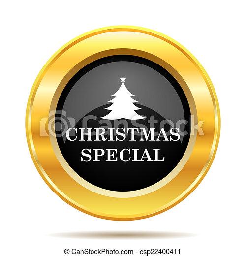 Christmas special icon - csp22400411