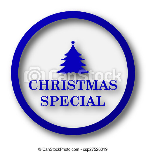 Christmas special icon - csp27526019