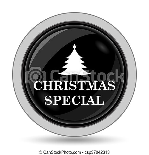 Christmas special icon - csp37042313
