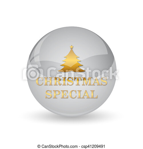 Christmas special icon - csp41209491