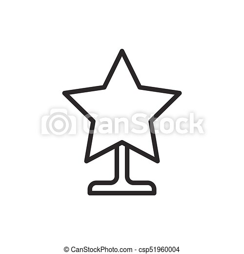 Christmas Star Silhouette.Christmas Star Thin Line Icon New Year Celebration Outline Decorated Pictogram Xmas Winter Element Vector Simple Flat Linear Design Logo