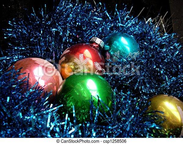 Christmas still life - csp1258506