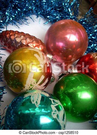 Christmas still life - csp1258510