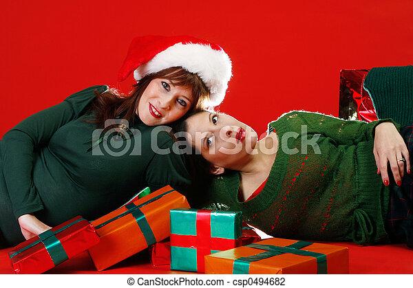 Christmas - csp0494682