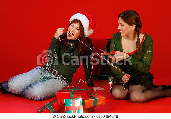 Christmas - csp0494649