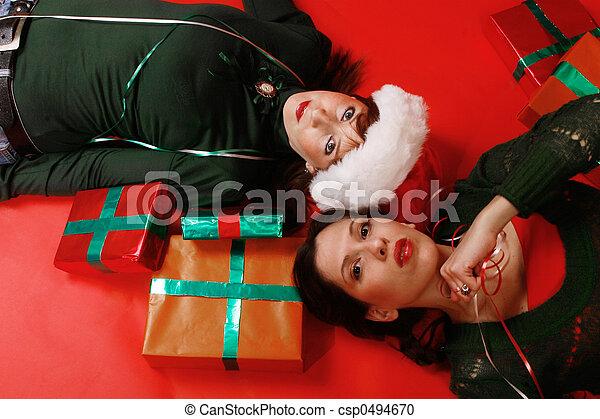 Christmas - csp0494670