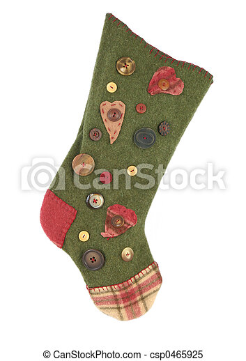 Christmas stocking - csp0465925