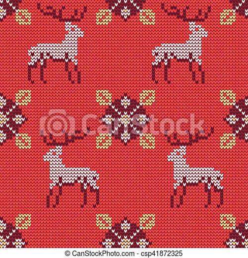 christmas sweater pattern 12 csp41872325 - Christmas Sweater Wallpaper