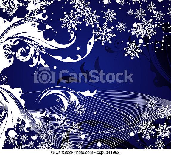 Christmas theme - csp0841962