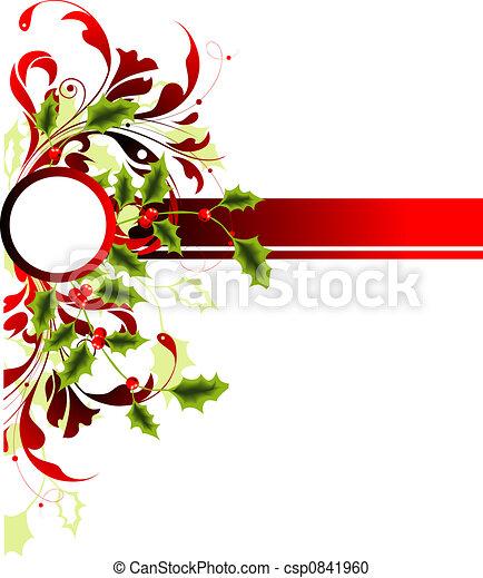 Christmas theme - csp0841960