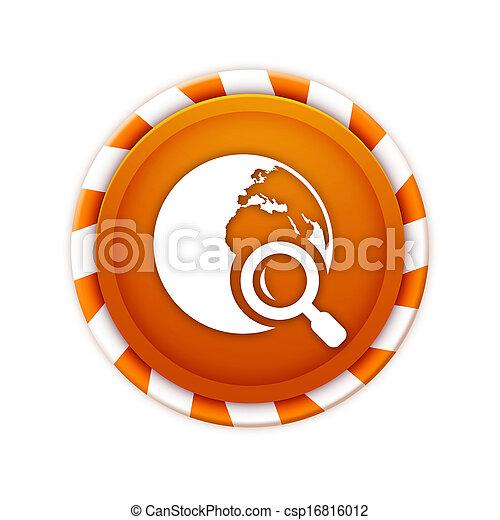 Christmas theme icon - csp16816012