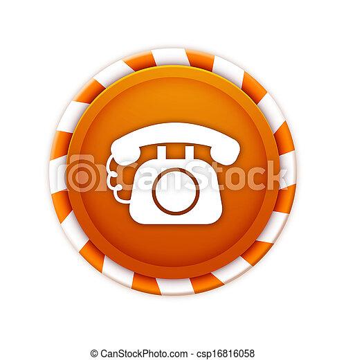 Christmas theme icon - csp16816058