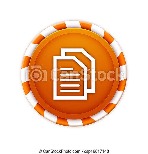 Christmas theme icon - csp16817148