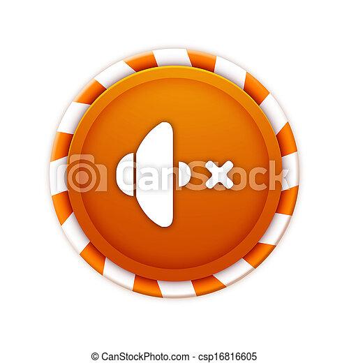Christmas theme icon - csp16816605