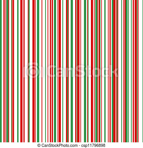 Christmas Theme Lined Paper