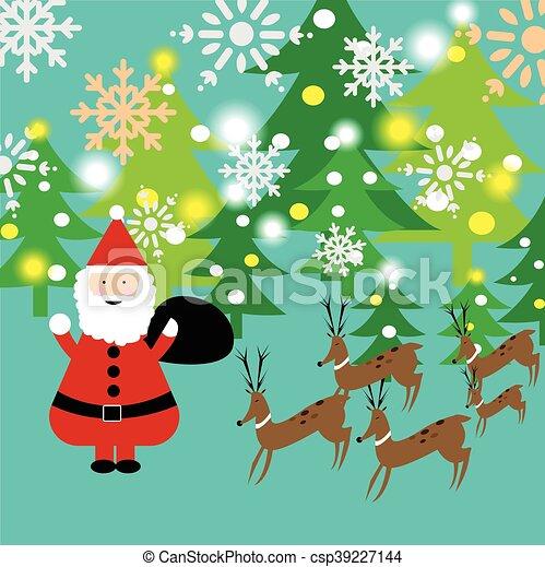 Christmas time - csp39227144