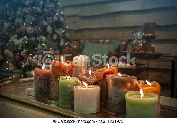 Christmas time - csp11231975