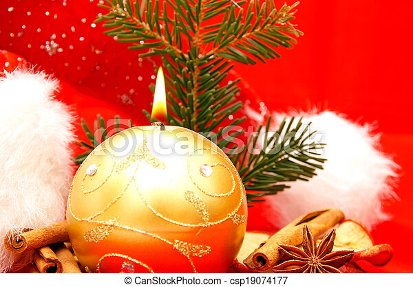 Christmas time - csp19074177