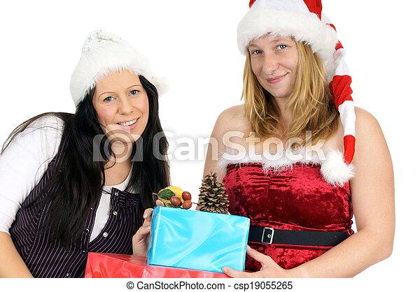 Christmas time - csp19055265