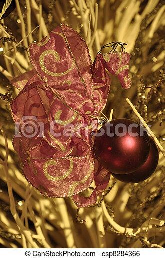 Christmas Time - csp8284366