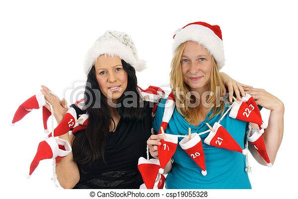 Christmas time - csp19055328