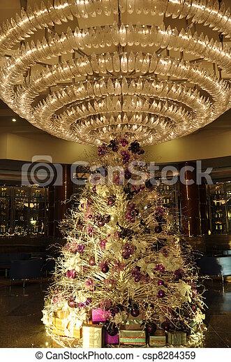 Christmas Time - csp8284359