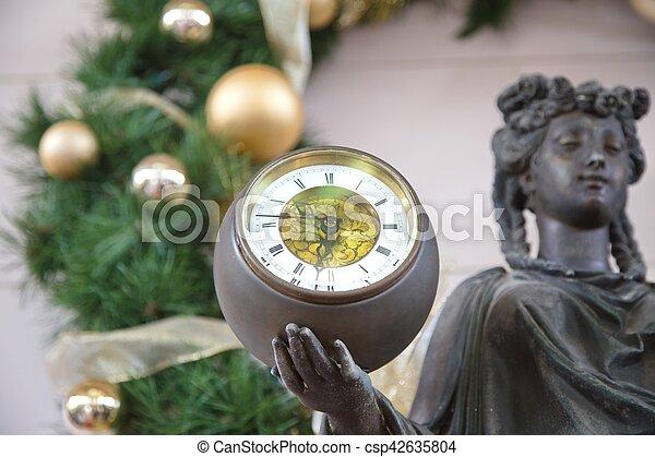 Christmas time - csp42635804