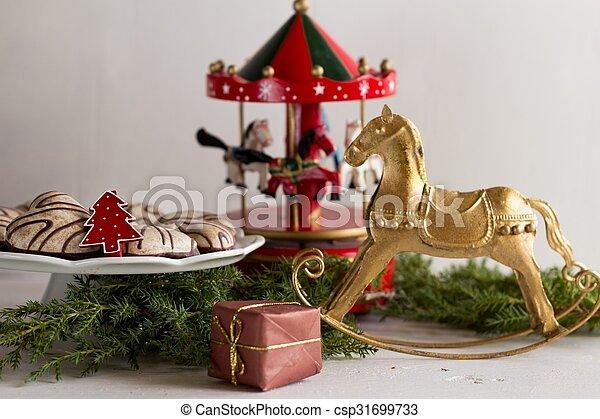 Christmas time - csp31699733