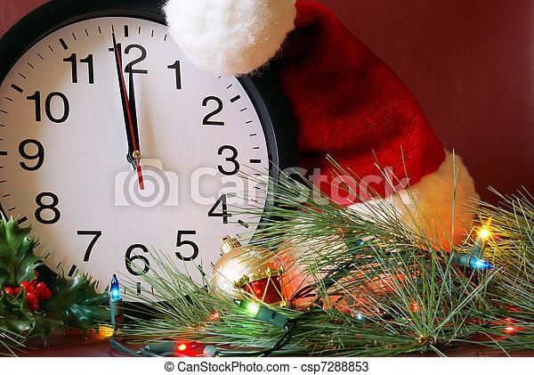 Christmas Time - csp7288853
