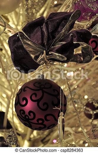 Christmas Time - csp8284363