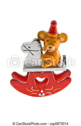Christmas toy - csp0873014