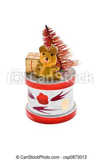 Christmas toy - csp0873013