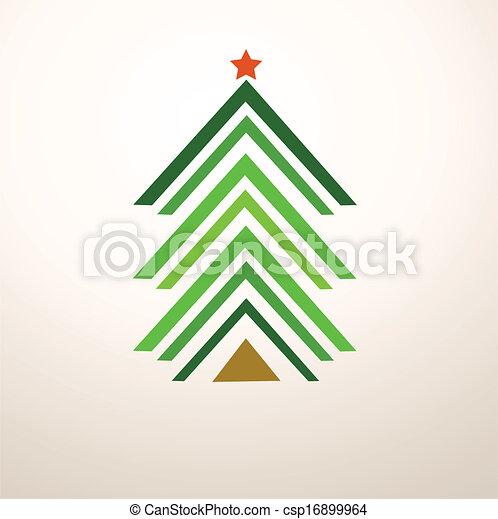 christmas tree  - csp16899964