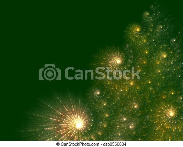 Christmas Tree - csp0560604