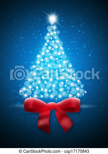 Christmas tree - csp17170843