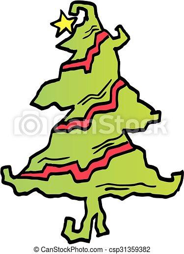 christmas tree csp31359382