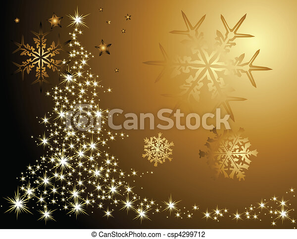Christmas tree - csp4299712